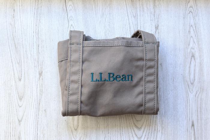 Bean サリー トート ll の グロー