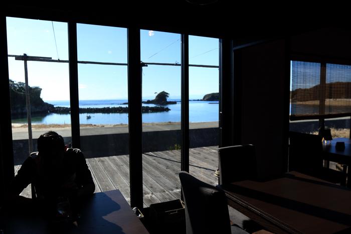 絶景レストラン 海 あづり浜