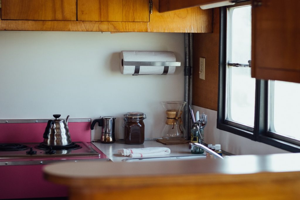 キッチン カウンター
