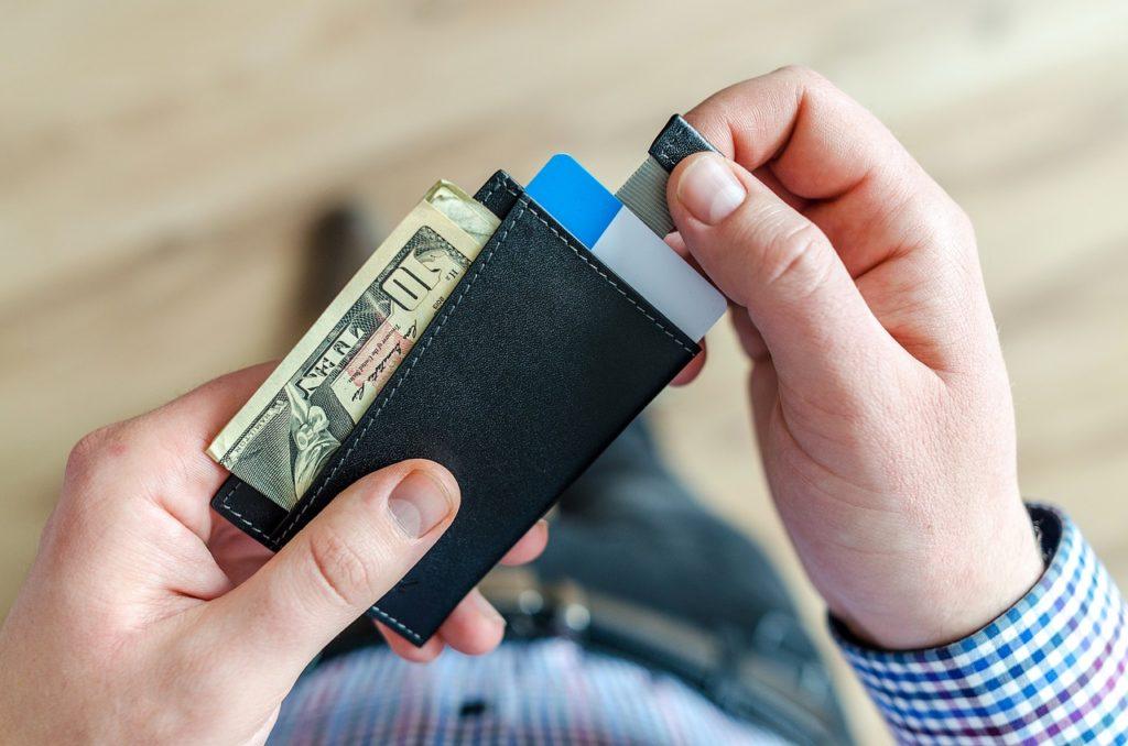 小さい財布 薄い財布