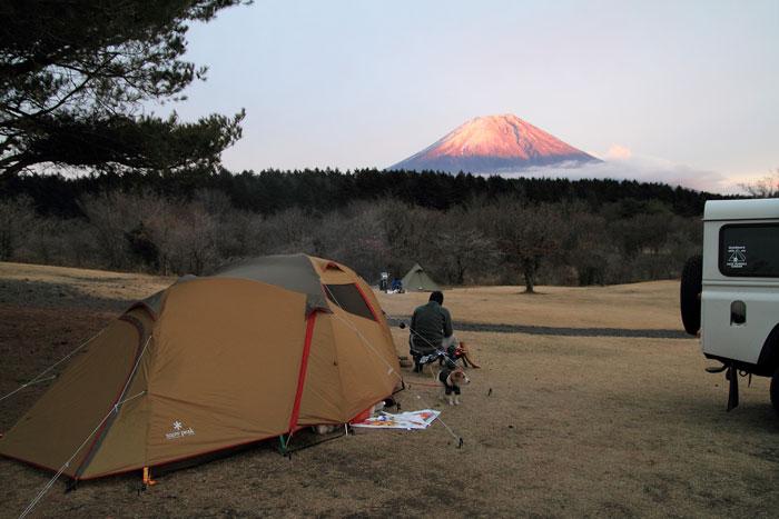 お正月キャンプ (12)