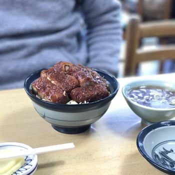 猪苗代ソースカツ丼