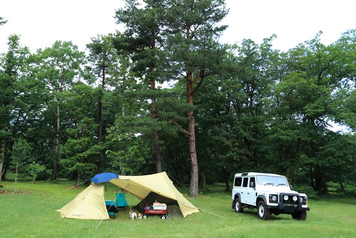 蔵王キャンプ (1)