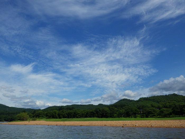 田沢湖カヤック (3)
