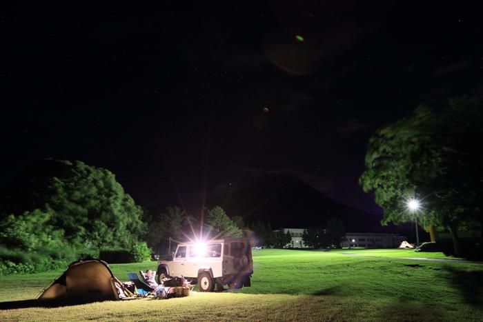 0815-2(14)キャンプ場夜