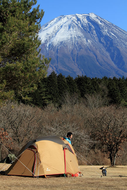 お正月キャンプ (4)
