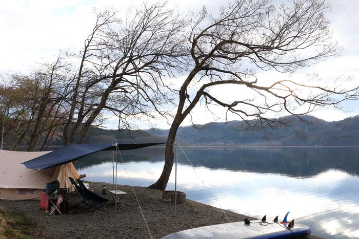 雨キャンプ (1)