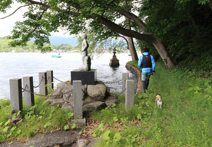 野尻湖宇賀神社