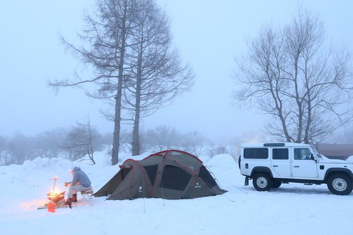 檜原湖冬キャンプ (5)