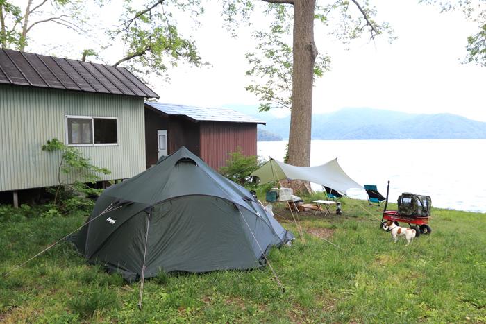 野尻湖キャンプ (3)