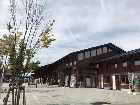 道の駅会津