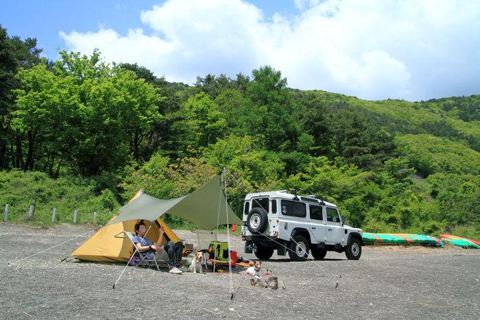 カヤックキャンプ (16)