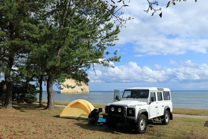 キャンプ場 (1)