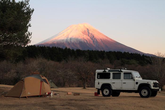 お正月キャンプ (1)