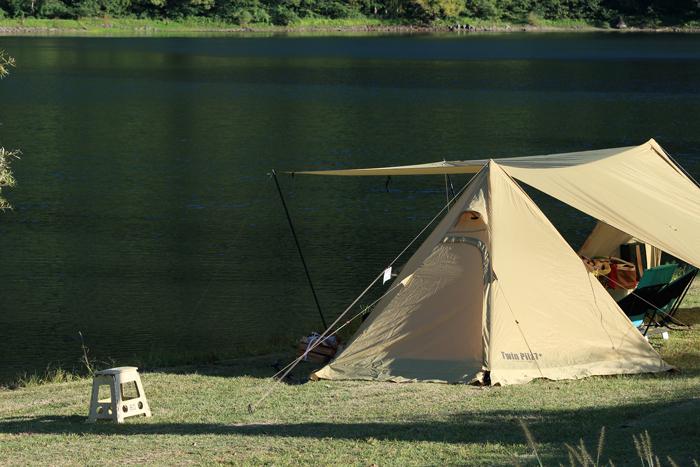 ほとりキャンプ (6)