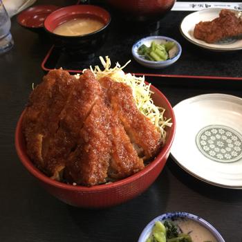 駒ケ根ソースカツ丼