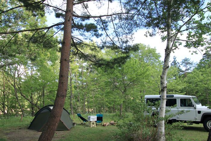 荘川キャンプ (2)