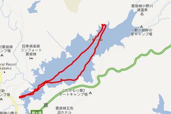 GPS ログ