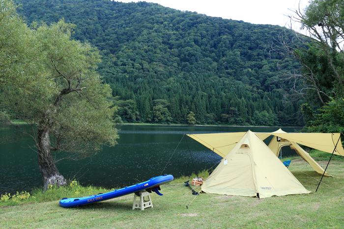 ほとりキャンプ (1)