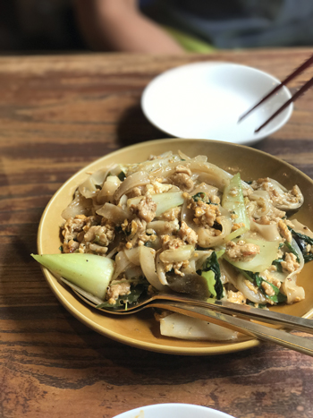 タイ料理ビーフン