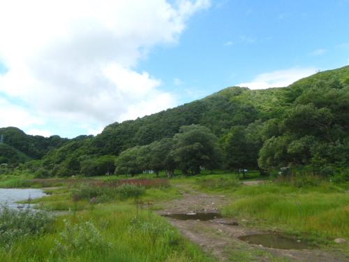秋元湖キャンプ場
