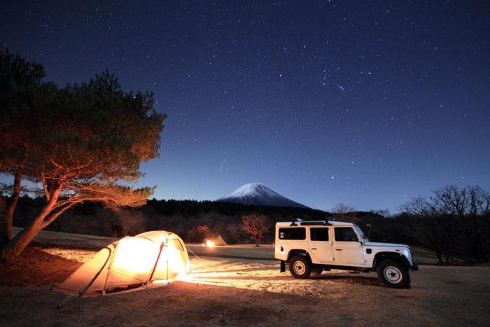 お正月キャンプ (2)