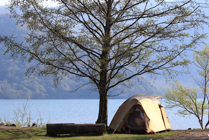 中禅寺湖キャンプ (11)
