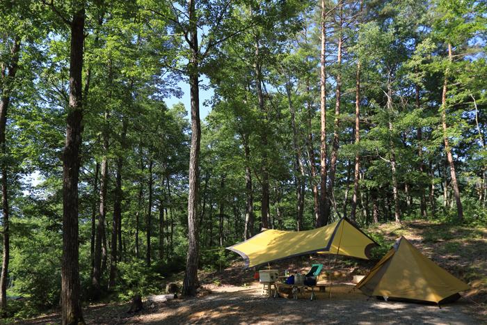 2キャンプ場1