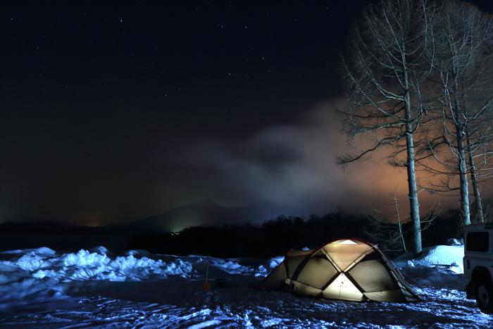 檜原湖冬キャンプ (7)