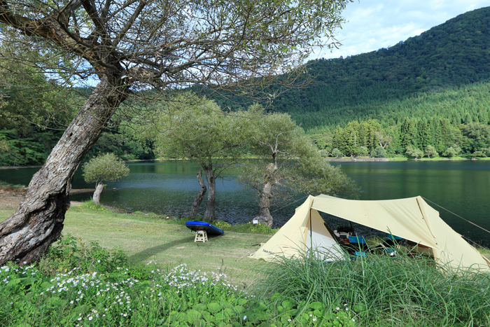 ほとりキャンプ (3)