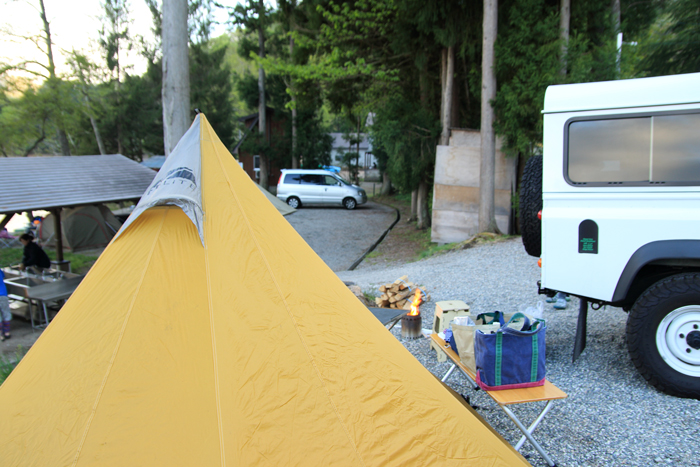 青木湖キャンプ1-2