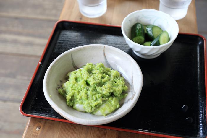 蔵王温泉お餅 (1)