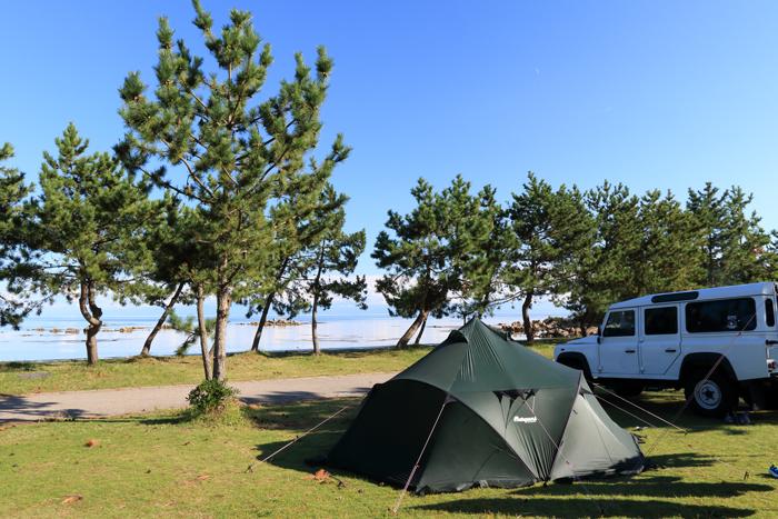能登島キャンプ (1)
