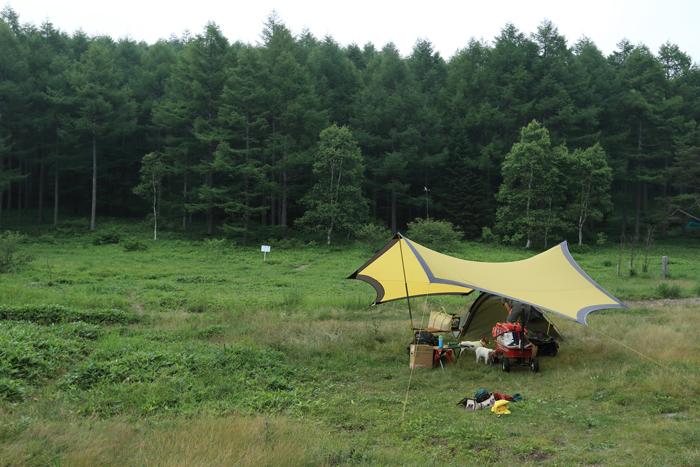 高原キャンプ (2)