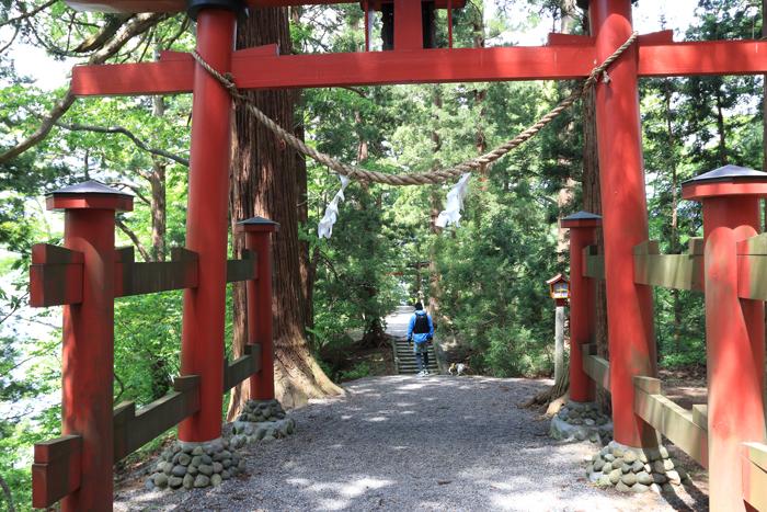 野尻湖宇賀神社 (6)