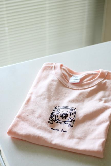 ディフェンダー110Tシャツ (1)