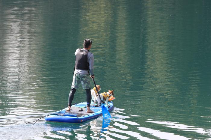 青木湖SUP (3)