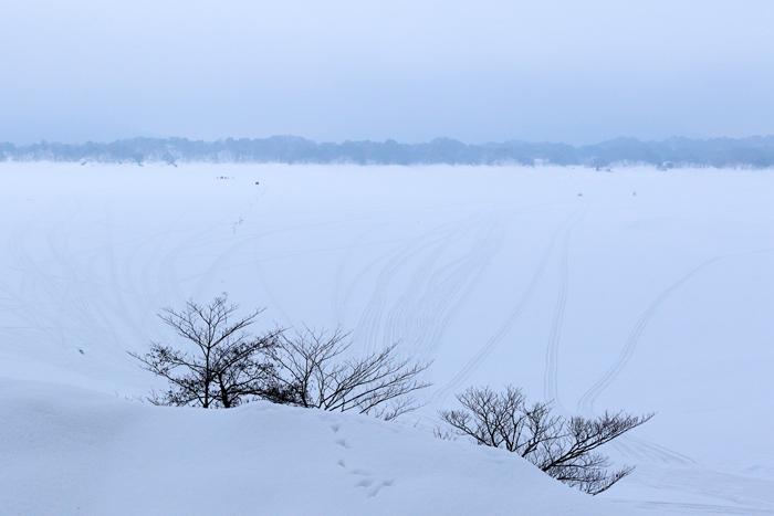檜原湖冬キャンプ (4)