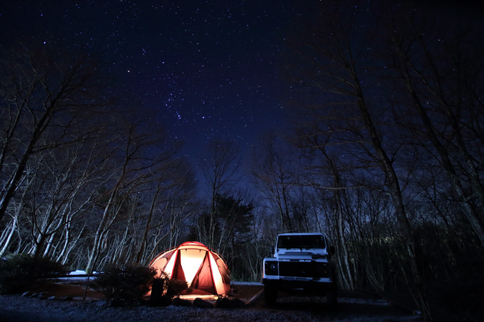 いつものキャンプ (3)