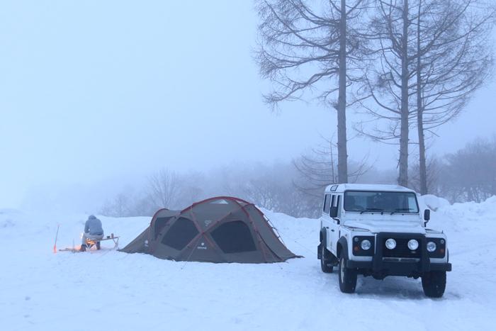 檜原湖冬キャンプ (6)