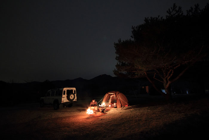 お正月キャンプ (13)
