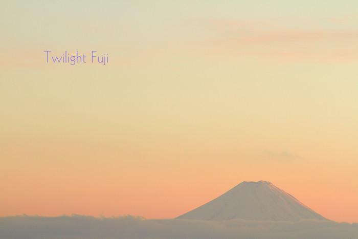 トワイライト富士 (3)